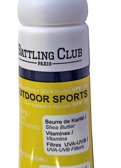 Le Battling Club lance une crème 2 en 1