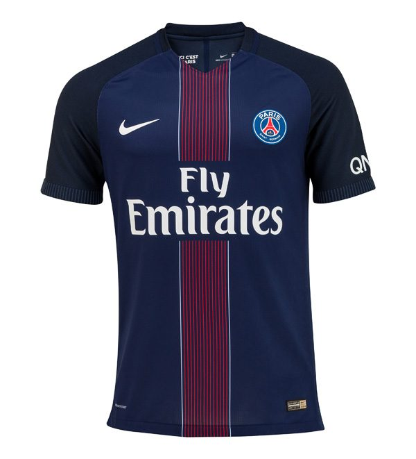 PARIS SAINT GERMAIN - Maillot domicile - 140€