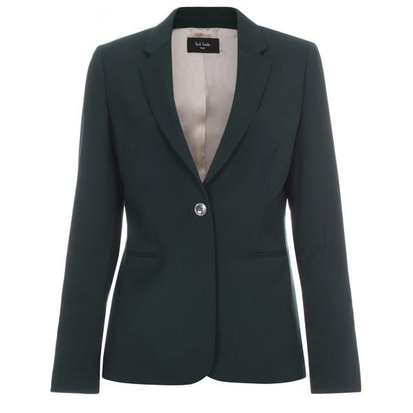 PAUL SMITH - Blazer femme en laine - 500€
