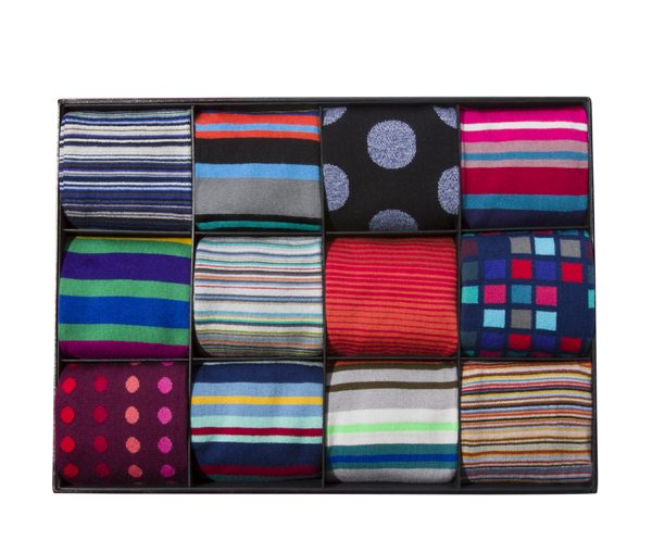 PAUL SMITH - Coffret chaussettes - 220€