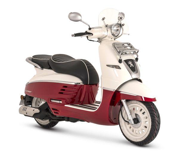PEUGEOT - Scooter Django 125 Evasion - à partir de 2 490€