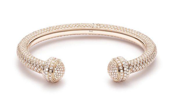 PIAGET - Bracelet Posession en or rose et diamants - Prix sur demande