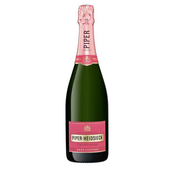 PIPER-HEIDSIECK - Cuvée Rose Sauvage - 37€