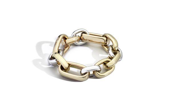 POMELLATO - Bracelet Iconica trois ors - 20 000€