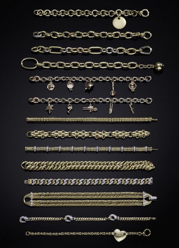 Pomellato Héritage - Bracelets entre 1970 et 1990