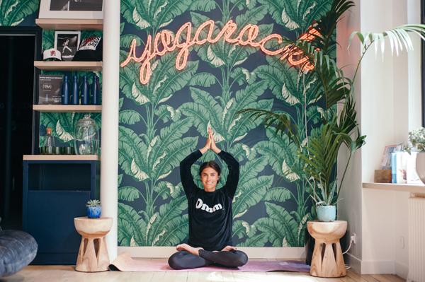 Yoga at