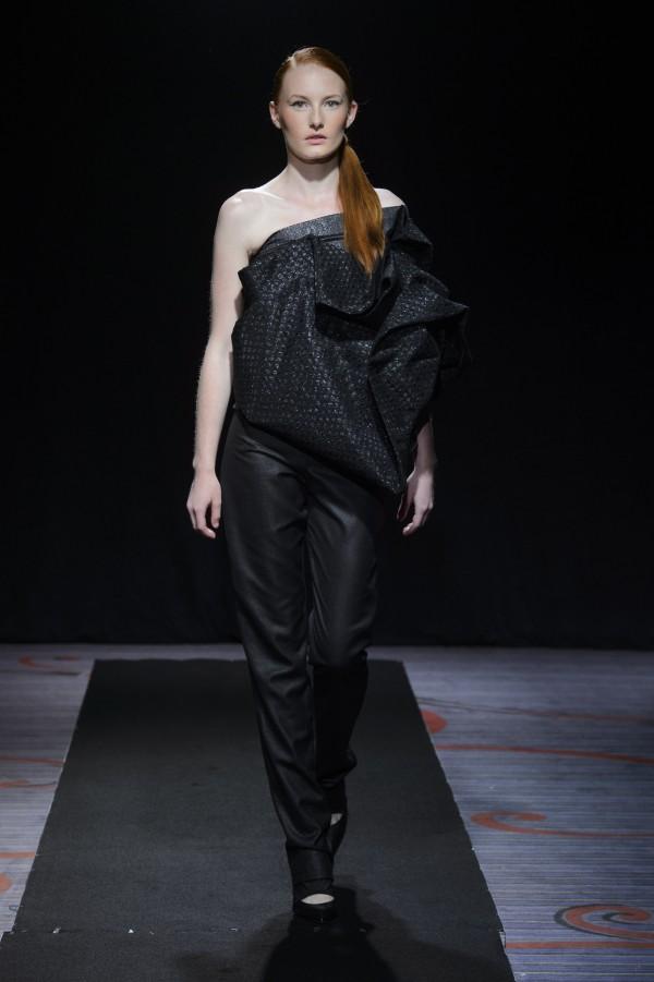 Patuna, création Haute Couture Paris, collection automne-hiver 2015-2016