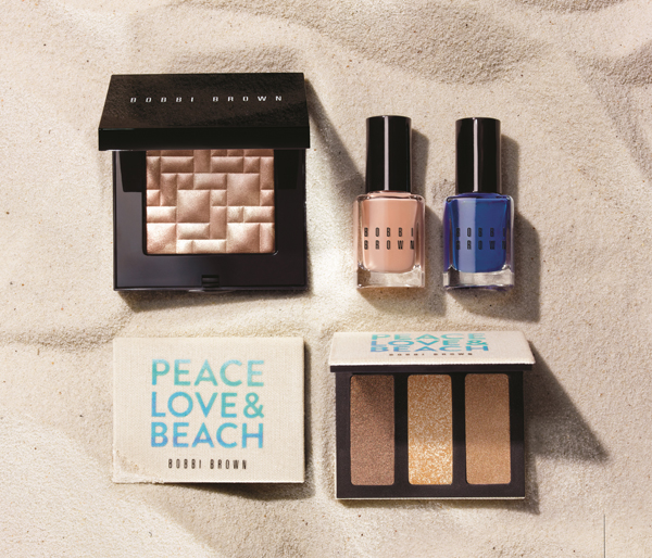 Bobbi Brown s'inspire du surf