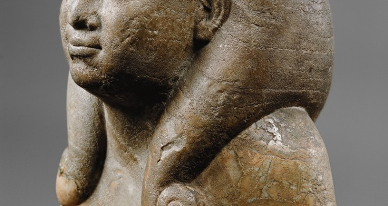 La Déesse de la Maternité (La Déesse Allaitante), un trésor égyptien exceptionnel