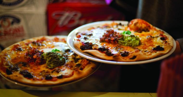 Des Pizzas pas comme les autres...