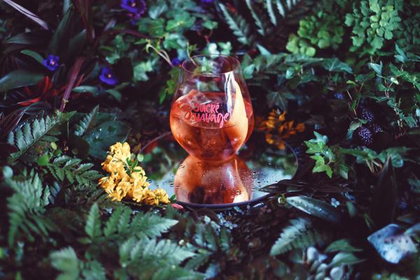 « Sacré Sauvage ! », le cocktail vu par Piper-Heidsieck