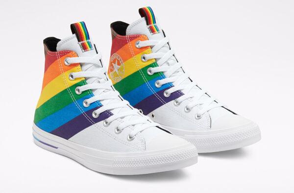 Pride 2020_Chuck Taylor White Hi_Pair