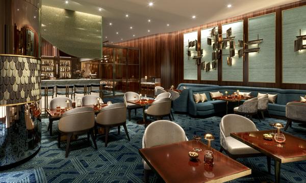 Prince de Galles - 1920s Lounge Main