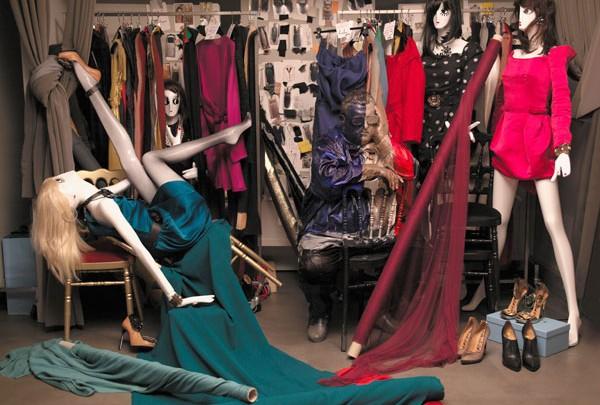 Lost in Fashion: Suzy et les autres...