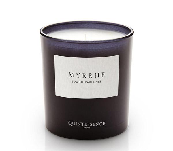 Quintessence sur MENLOOK.COM -bougie myrrhe - 62.70€
