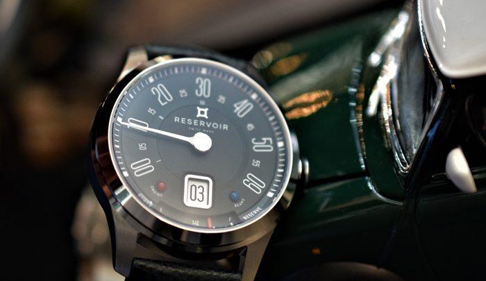Les montres Longbridge de Reservoir