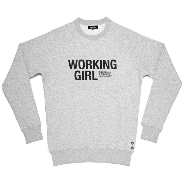 RON DORFF – His for Her Sweat Working Girl - 125€