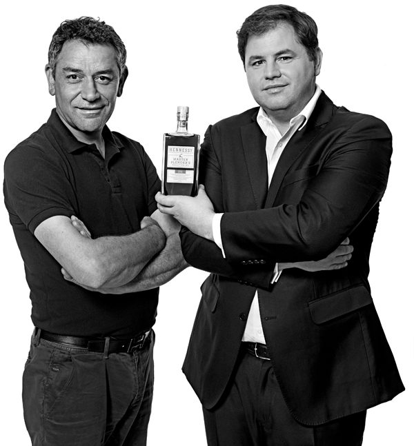 Hugo Desnoyer et Renaud Filloux de Gironde - Photo Stéphane de Bourgies