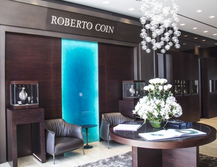 Roberto Coin ouvre à Bakou
