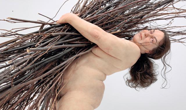 Expo Ron Mueck à Paris (Fondation Cartier) prolongée jusqu'au 27 octobre 2013