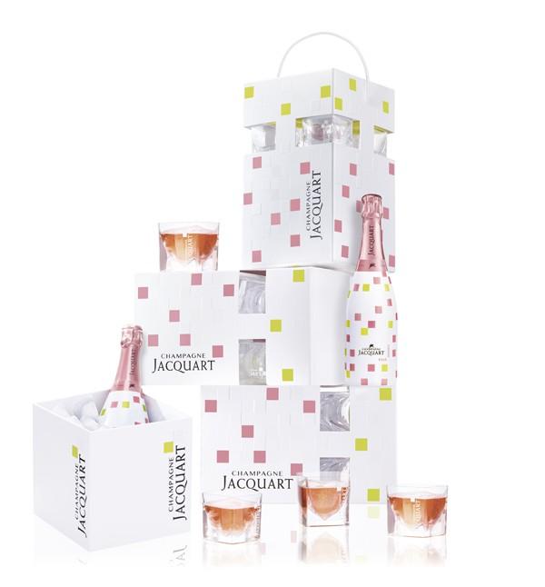Ros+® Cube Box Jacquart