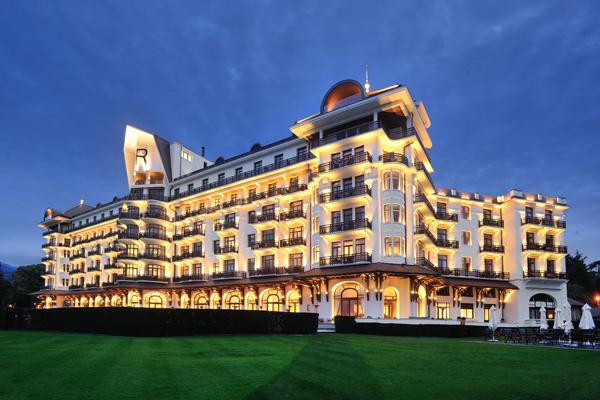 L'Hôtel Royal Évian accède au label Palace