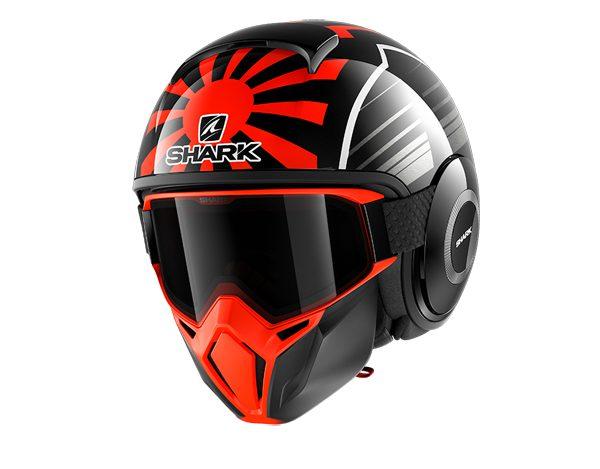 SHARK HELMETS - Casque moto Street Drak - 290€