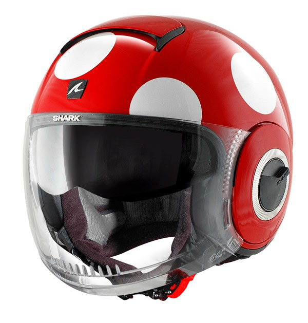 SHARK - casque Nano Coxy - 229€