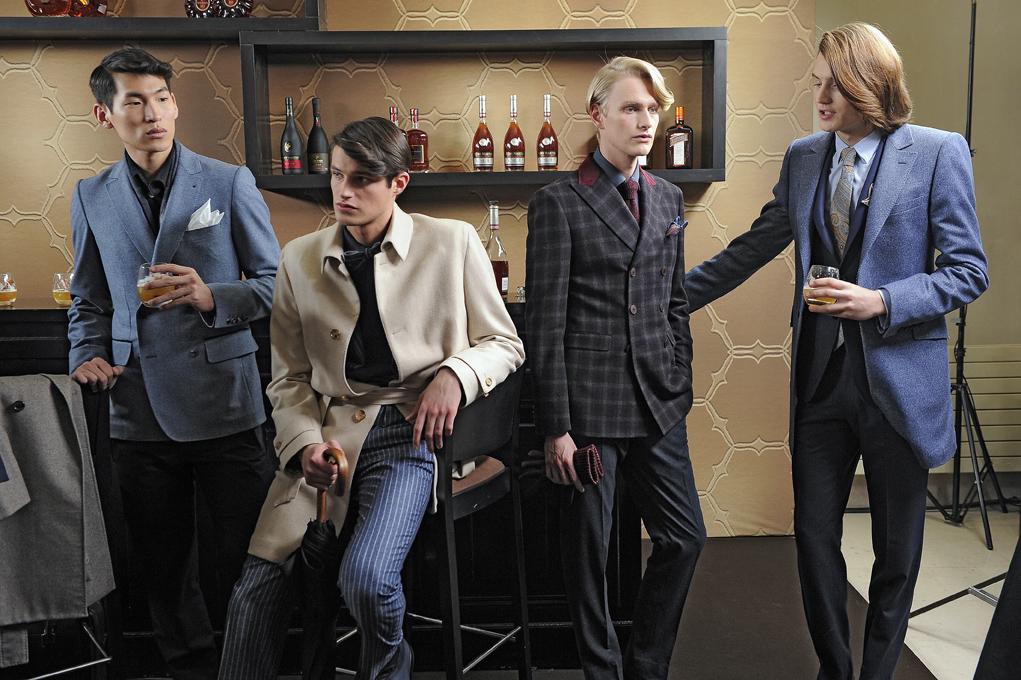 le club privé: réservé aux hommes??