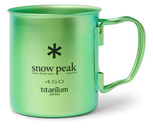SNOW PEAK sur MRPORTER - Mug - 55€