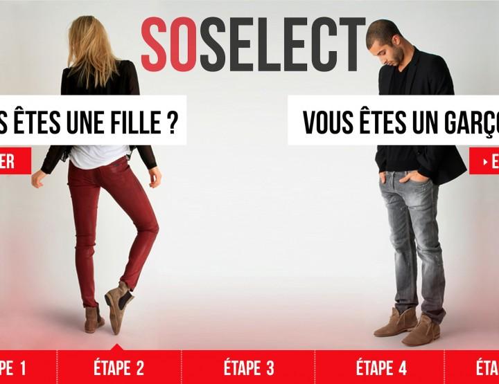 Sojeans... le premier site européen en ligne spécialisé dans le jeans