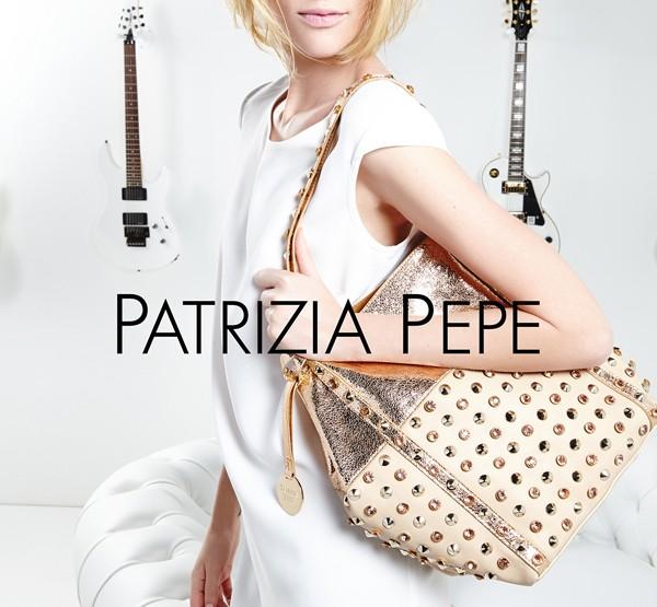 Nouvelle campagne PE14 Patrizia Pepe