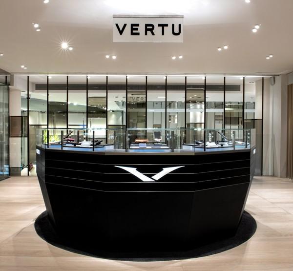 Vertu ouvre sa 4ème boutique parisienne dans le Carrousel du Louvre