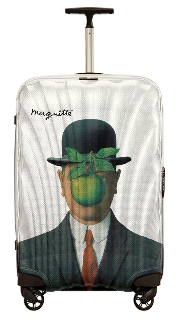 samsonite-x-magritte_the-son-of-man-copie