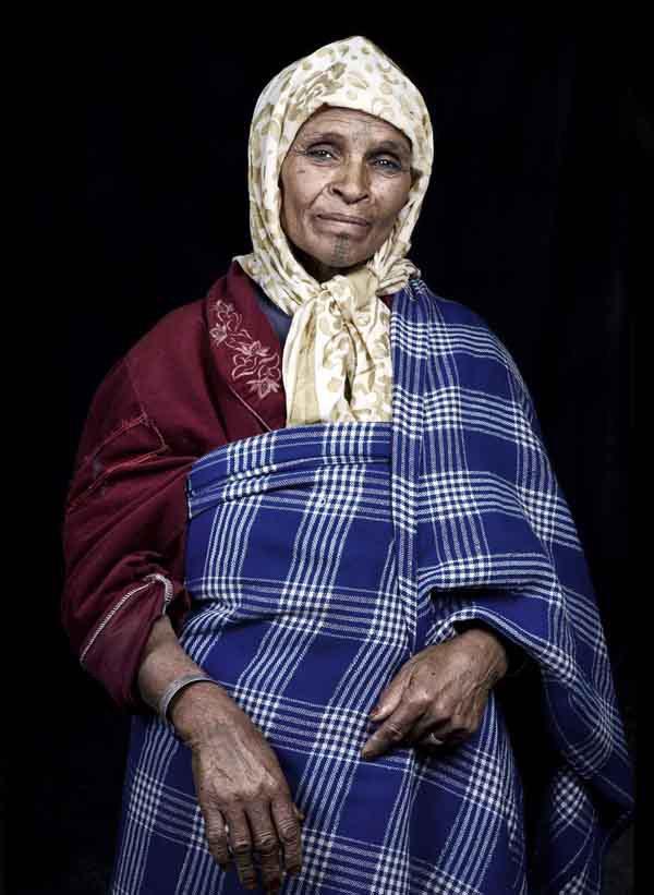 Sans titre (Les Marocains) 2014 - Courtesy Fondation Leila Alaoui