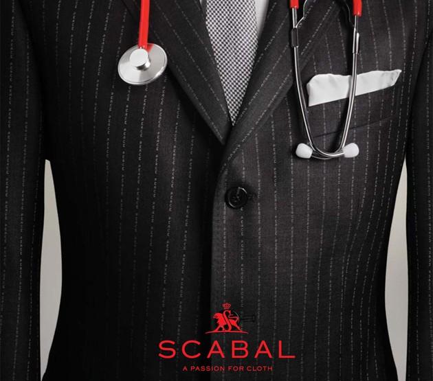 Scabal soutient Médecins Sans Frontières