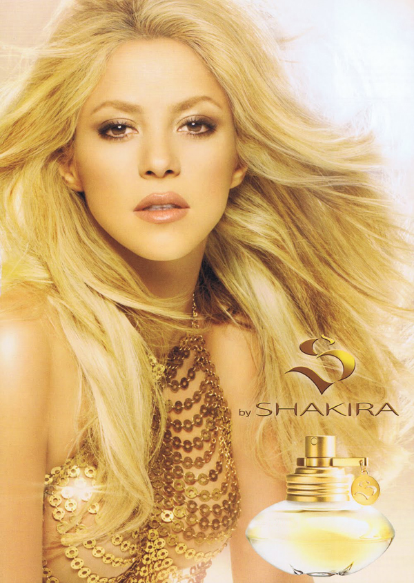 The Dream Sa Team Lance » De Ligne Shakira Parfums RLAj435q