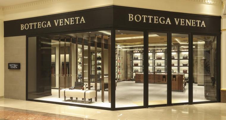 Bottega veneta ouvre à Shangai