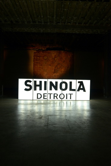 Shinola arrive en France