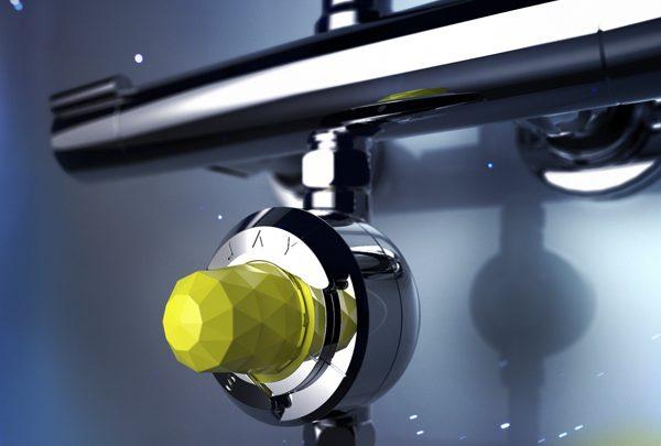 Innovation qui fait du bien sous la douche