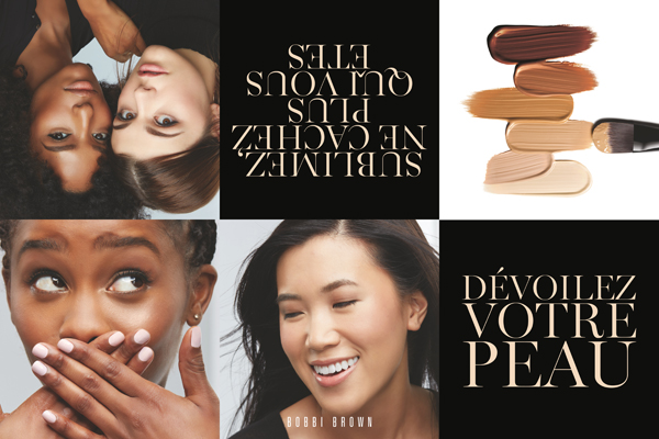 Les femmes de Bobbi Brown Cosmetics