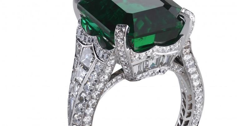 Fabergé - Solyanka Rings
