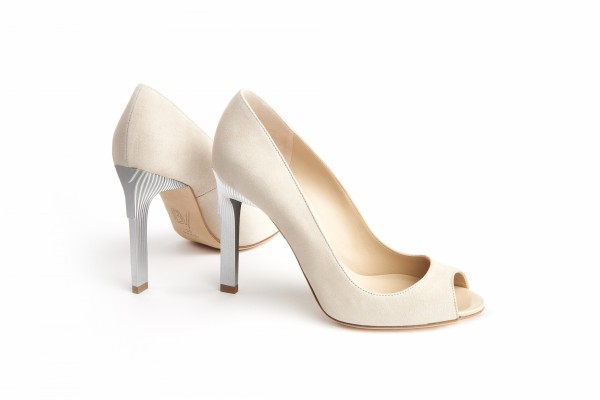 Souliers-Bettina-Vermillon-Open-Toe-Jazz-Nude