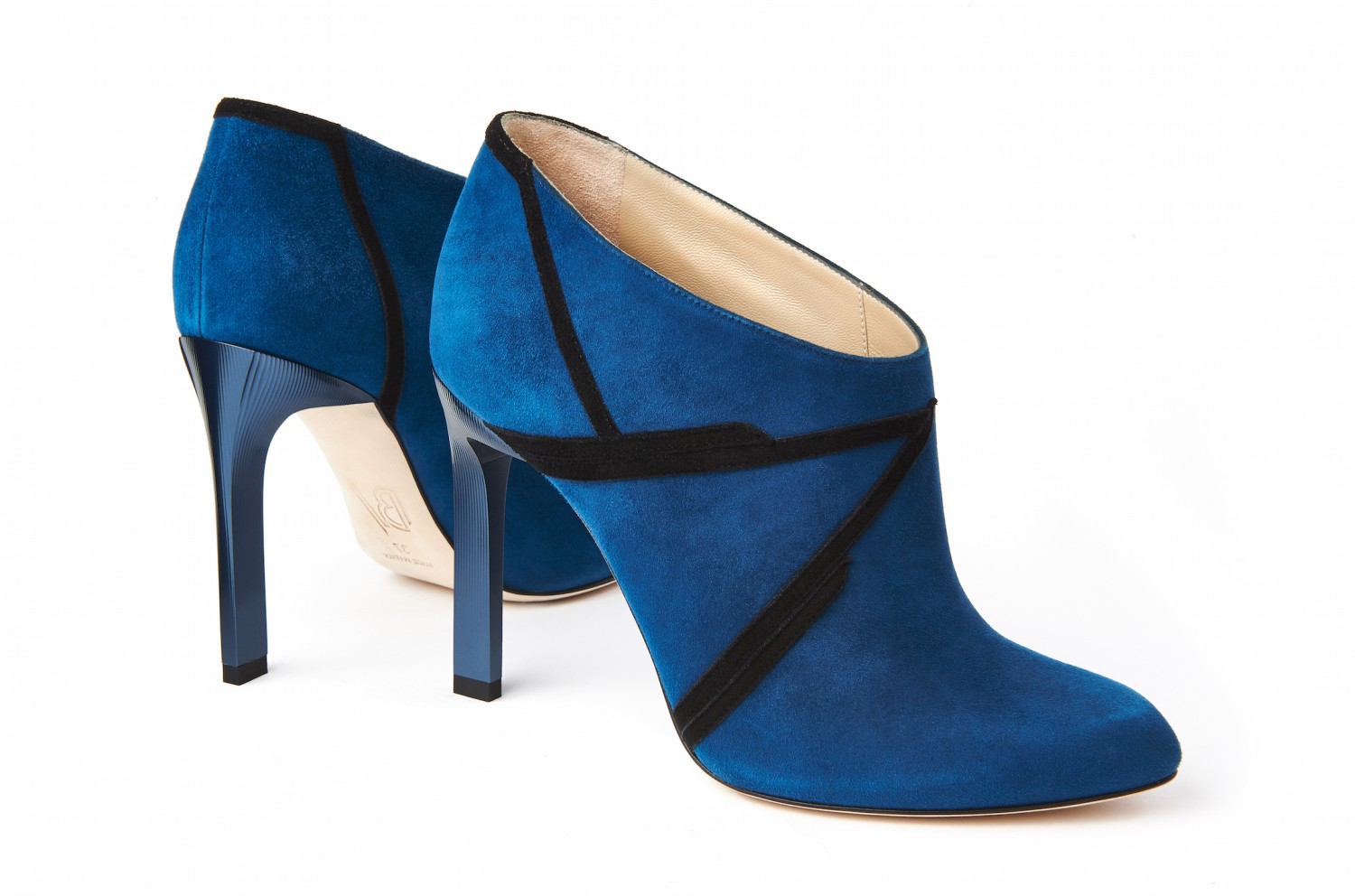 Souliers Bettina Vermillon FW15