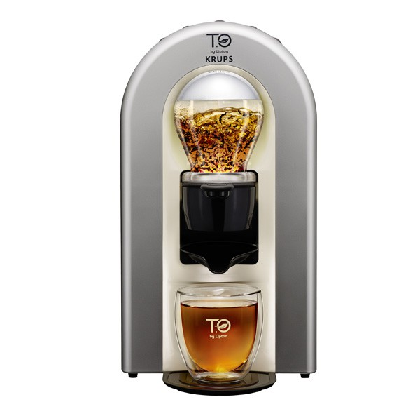 TO by Lipton - Machine à thé argent glacé - 179€