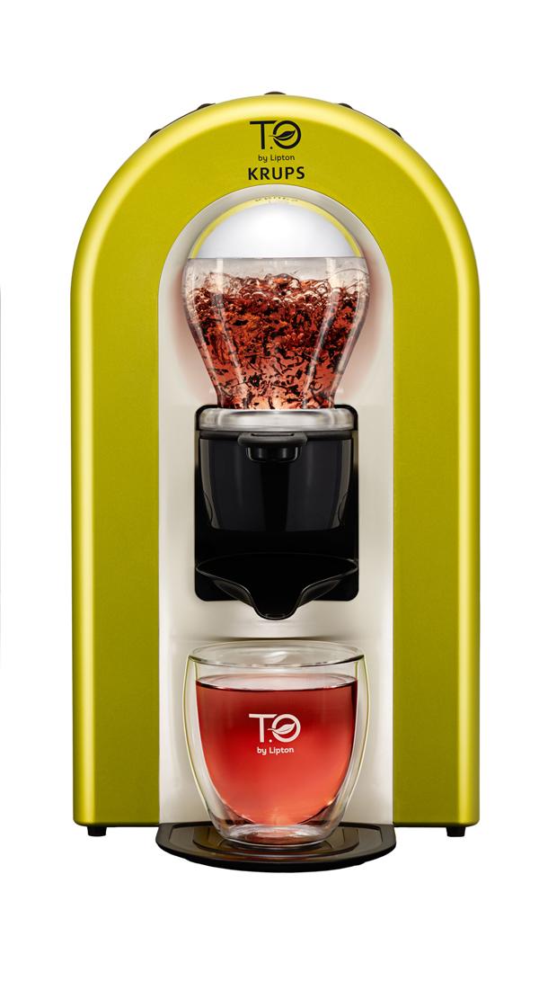 T.O by Lipton - Machine à thé vert anis - 179€