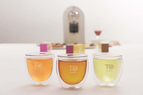 T.O by Lipton - Trois thés