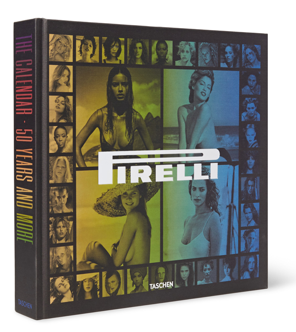 TASCHEN sur MrPorter.com - Livre Pirelli The Calendar - 50€