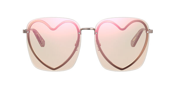 THE MARC JACOBS - Lunettes Heart -