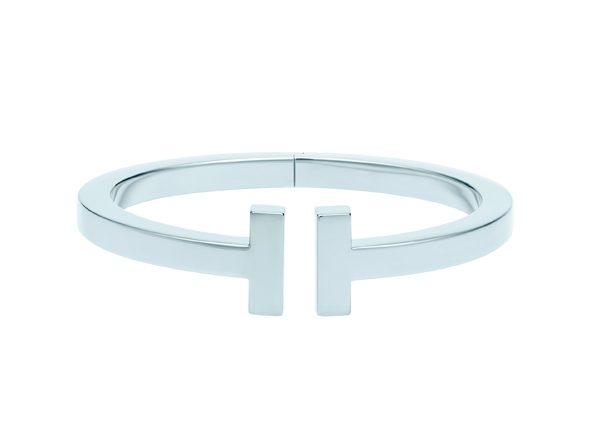 TIFFANY - Bracelet T Square argent - 1 100€